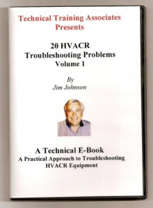 20 HVACR Troubleshooting Problems Volume 1