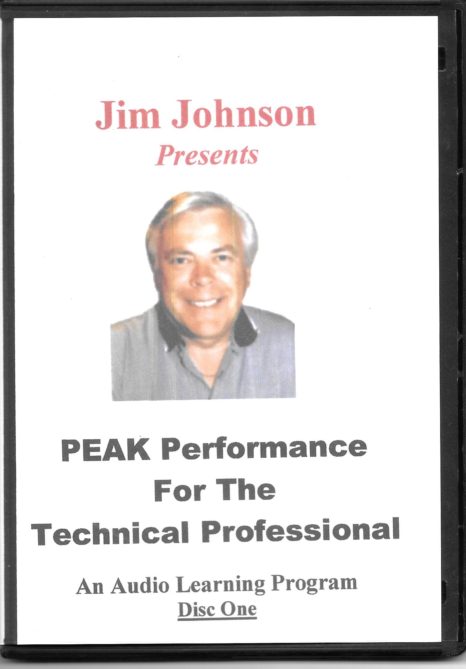 PEAK Audio Disc One Case