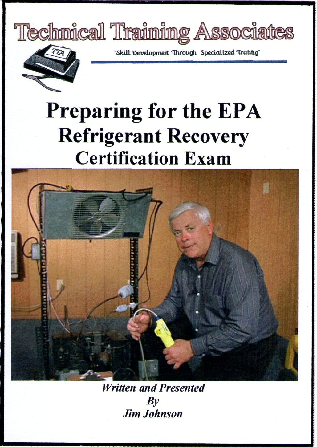 Preparing For The Epa Refrigerant Recovery Certification