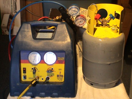 Refrigeration System Servicing And Epa Section 608