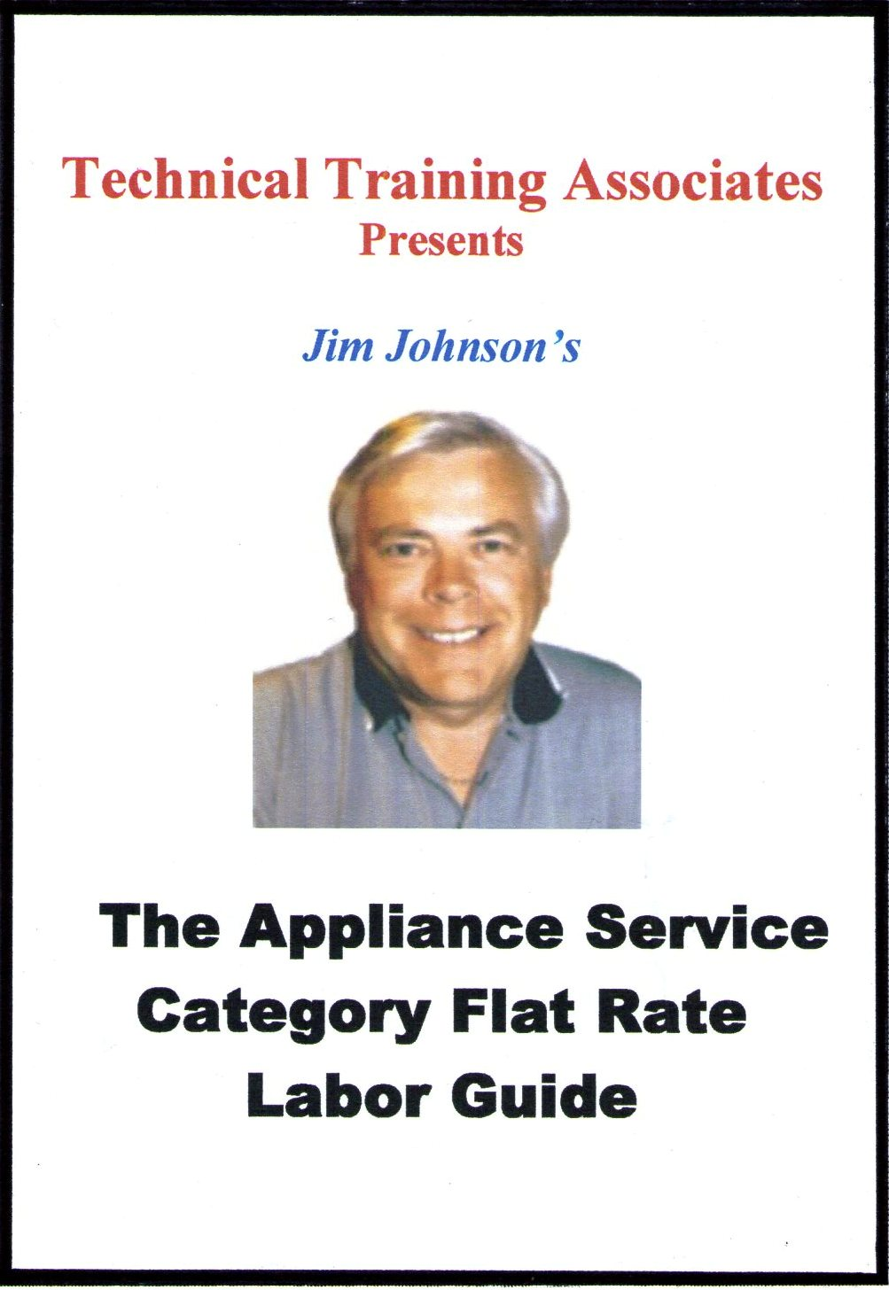 The Appliance Category Flat Rate Labor Guide