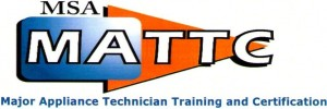 Appliance Repair Training Information