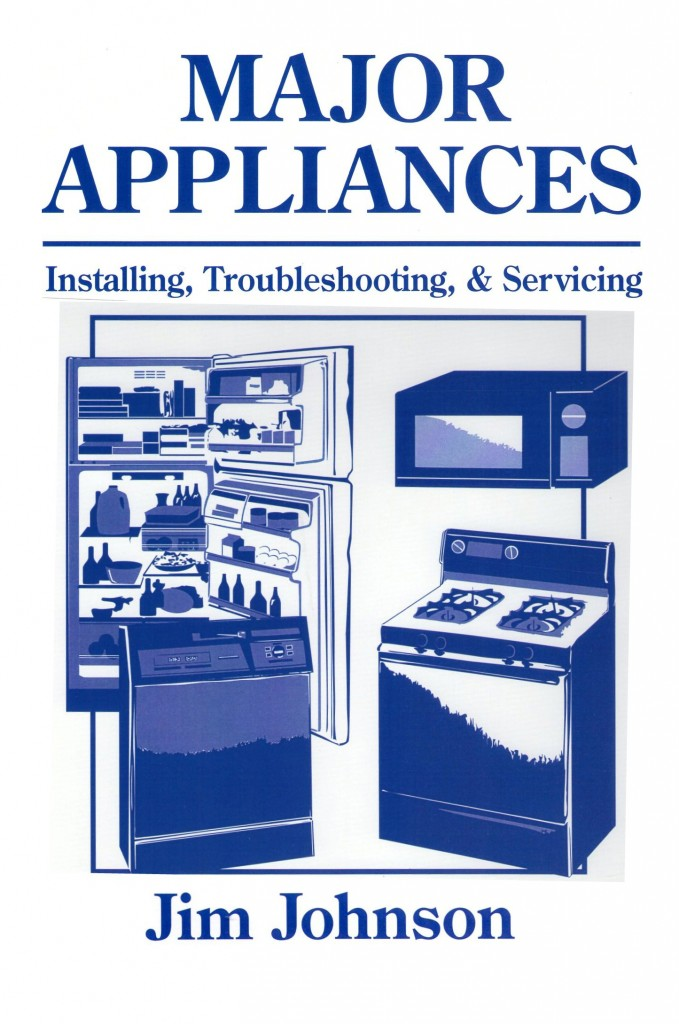 Major Appliance Book Cover